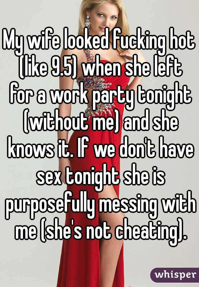 Sex with wife without her knowing