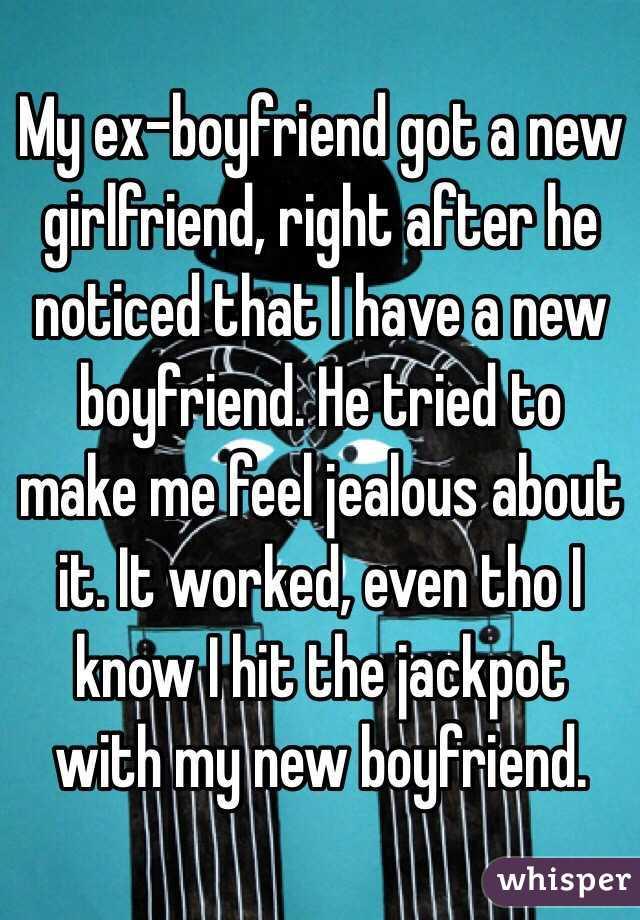 My Ex Boyfriend Got A New Girlfriend Right After He Noticed That I