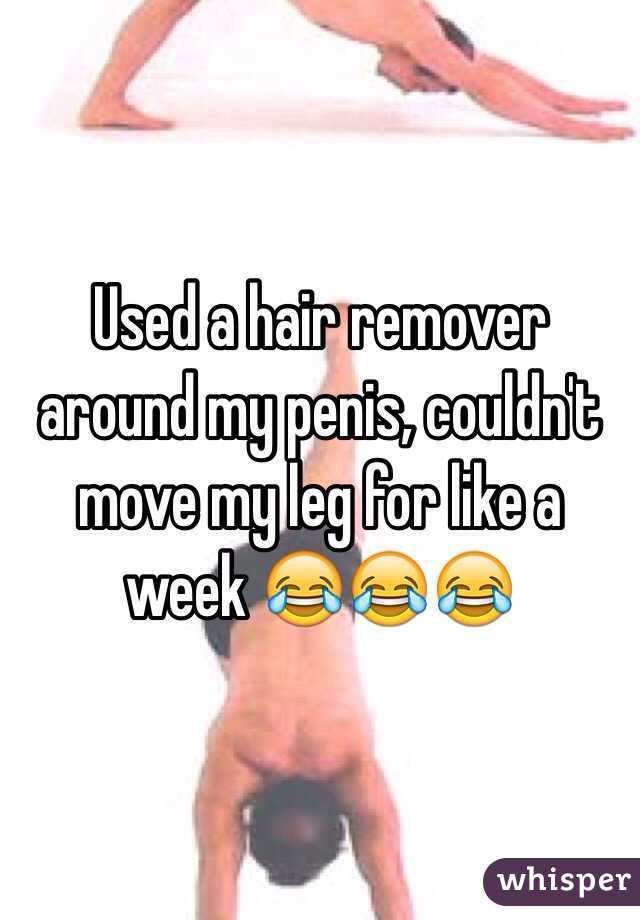 i can move my penis