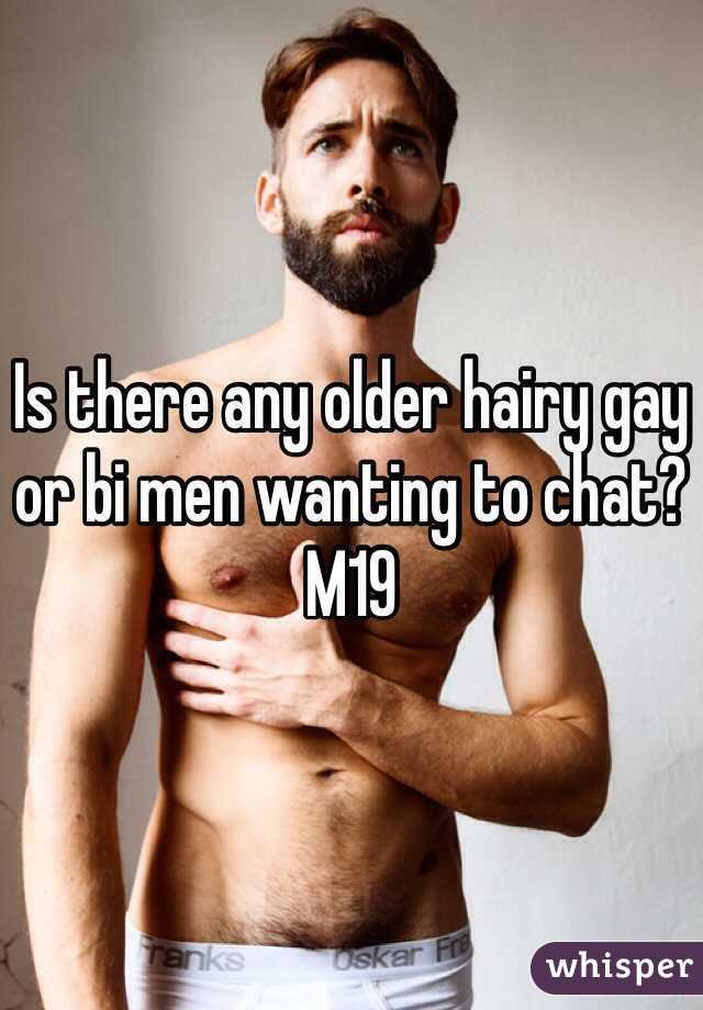 bisexual men chat