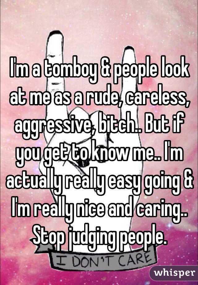 Do you. Don't Apologize.