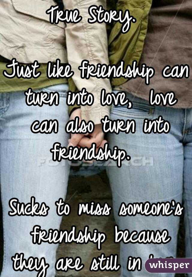 How To Convert Friendship Into Love
