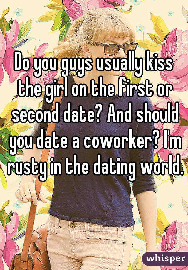 Date Second Guy Do To A On What With A