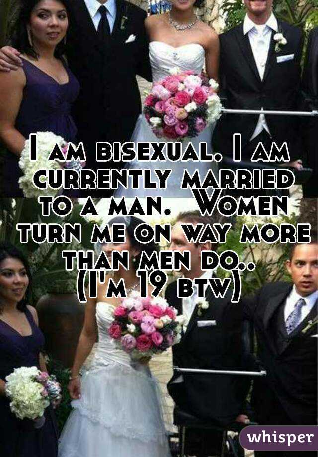 Apologise, but, bisexual men in marriage