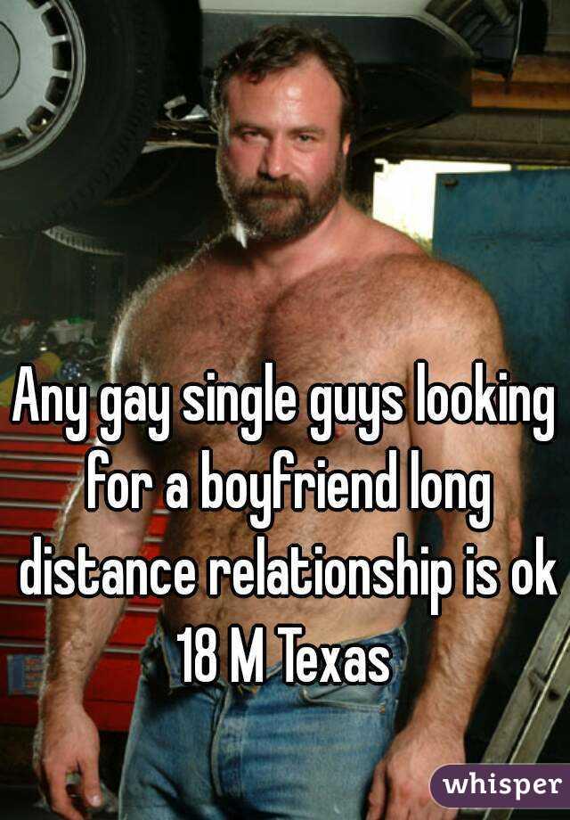 gay single