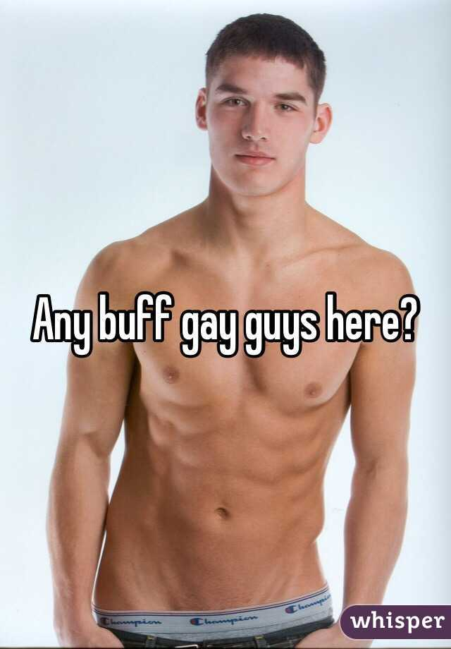 Buff gay