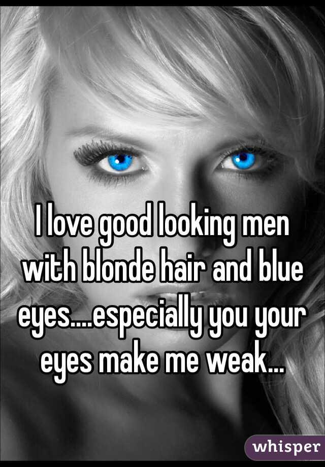Love your blue eyes