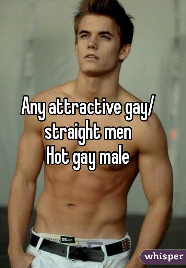 Hot gay male pic