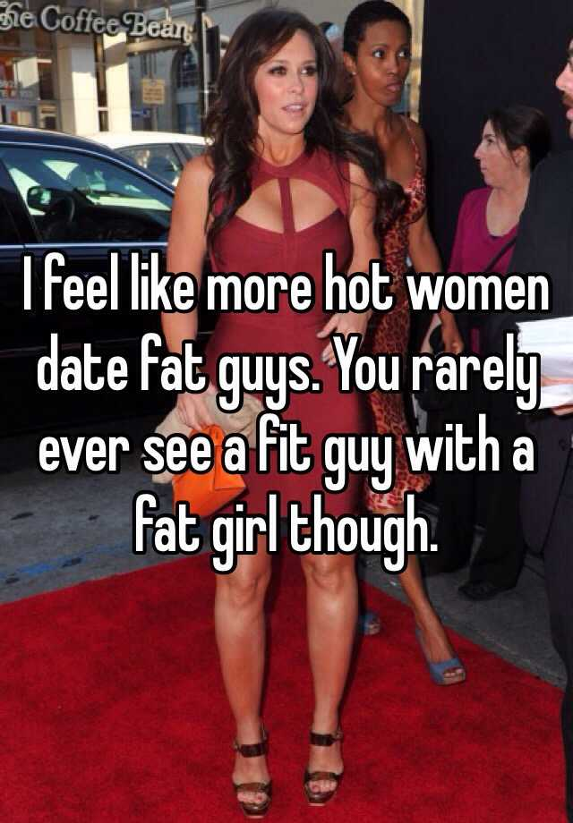 tips for dating a fat girl