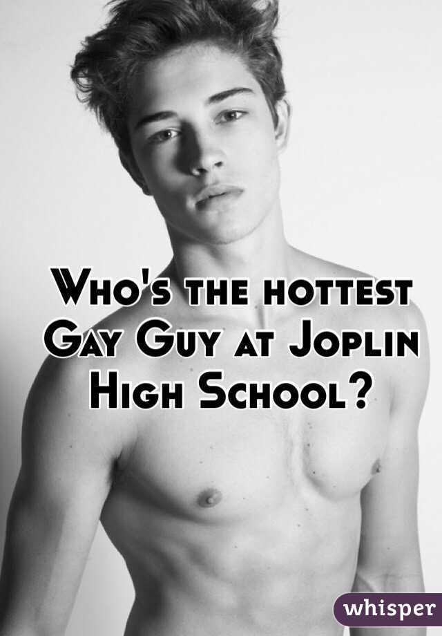 Attractive gay gay