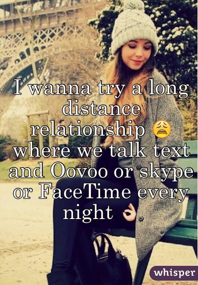 Is facetime long distance
