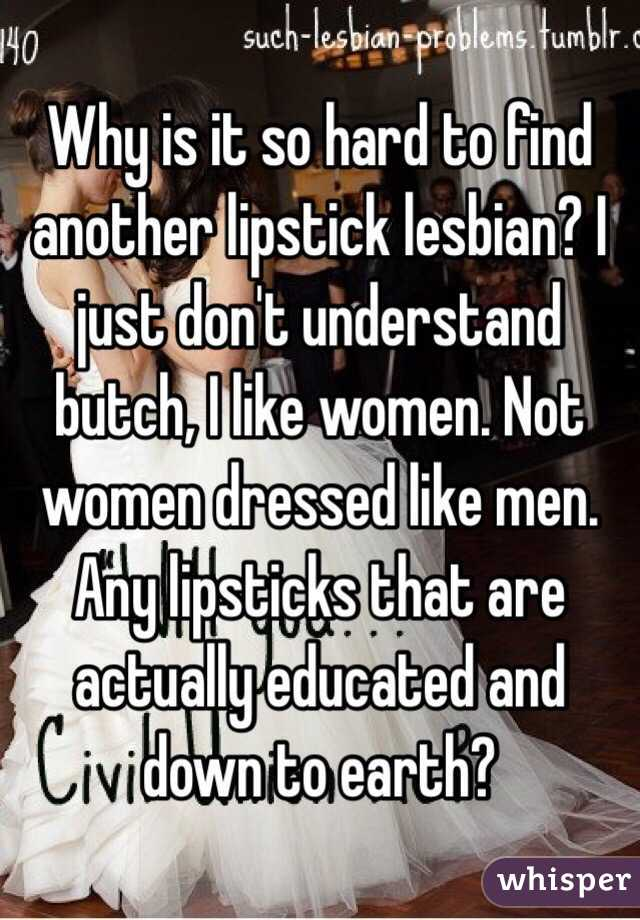 How to find a lesbian relationship