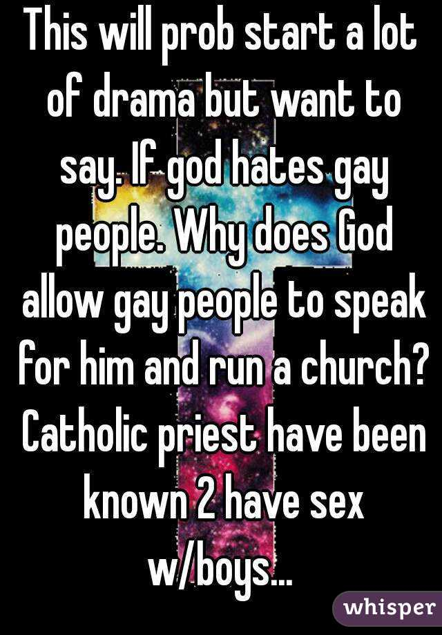 Does God Hate Sex