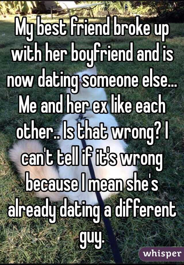 My Ex Fiance Is Dating Already