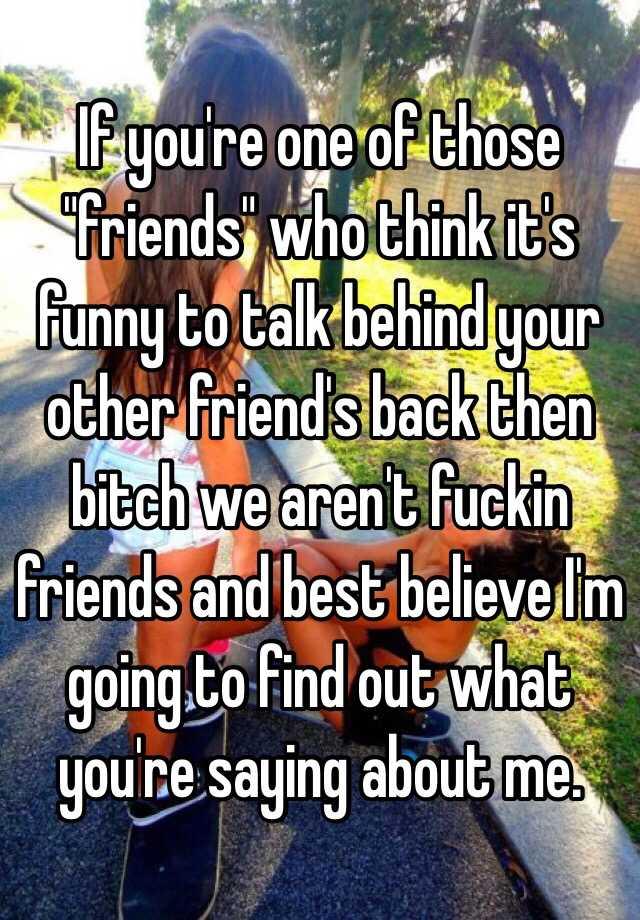 Best fuckin friends