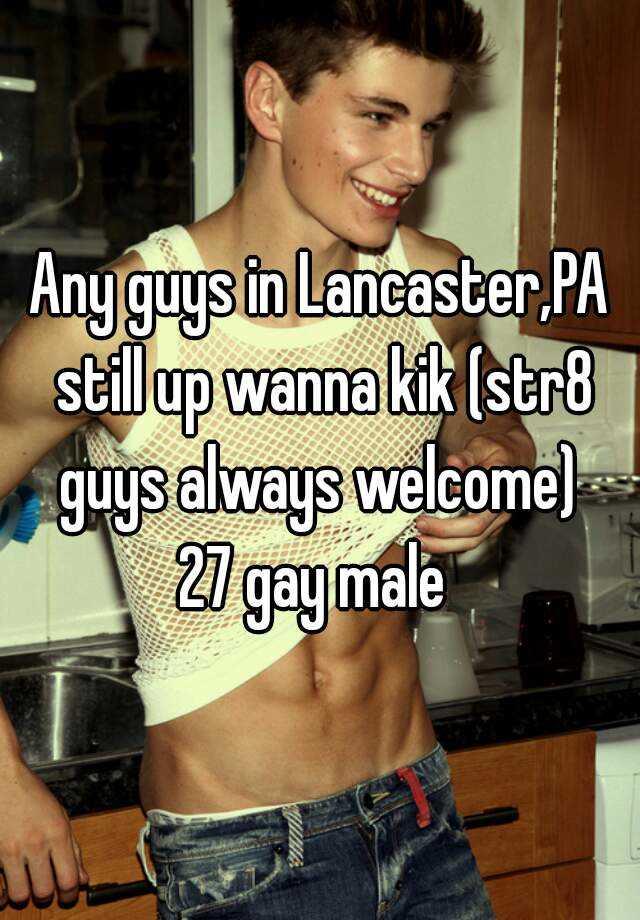 Gay lancaster pa