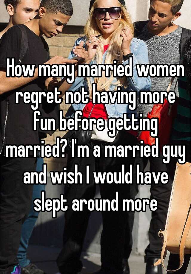 would you marry a girl who slept around