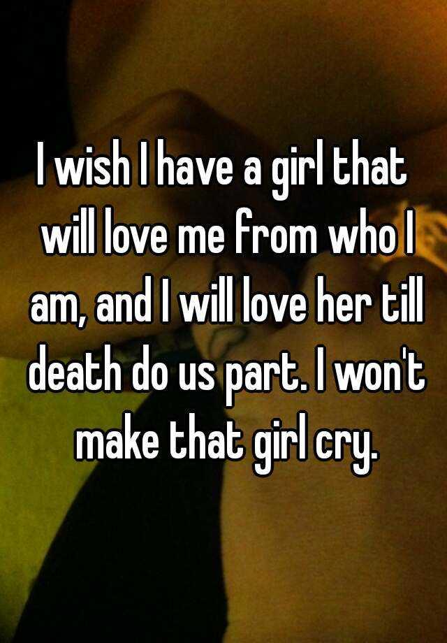 How can i make a girl love me