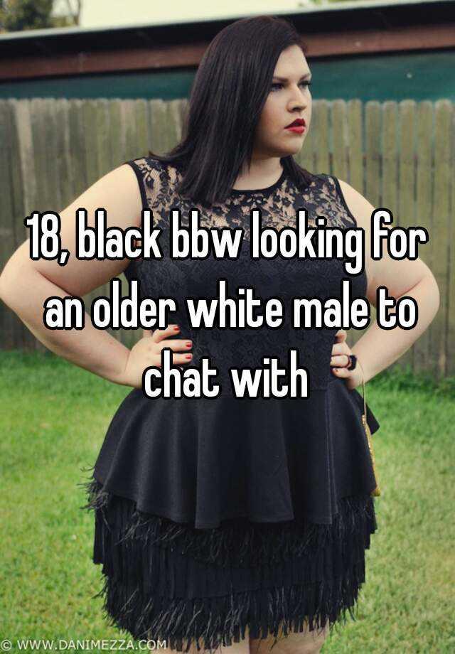 Loud black bbw