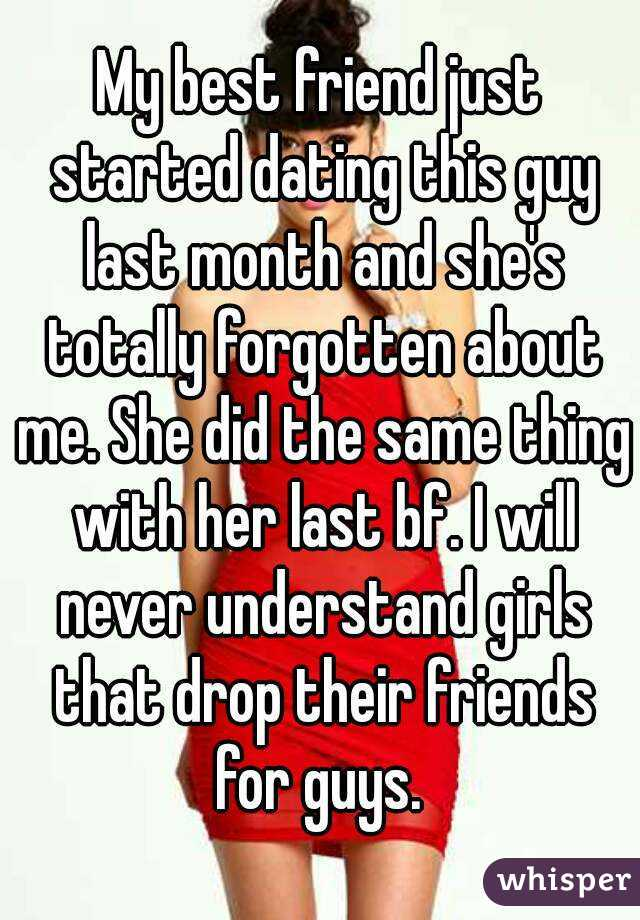Girl I Like Started Dating My Friend
