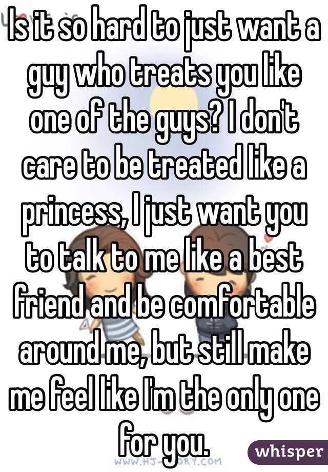 How To Make A Guy Feel Smug Around You
