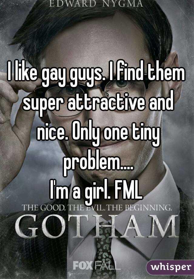 I Like Gay Guys