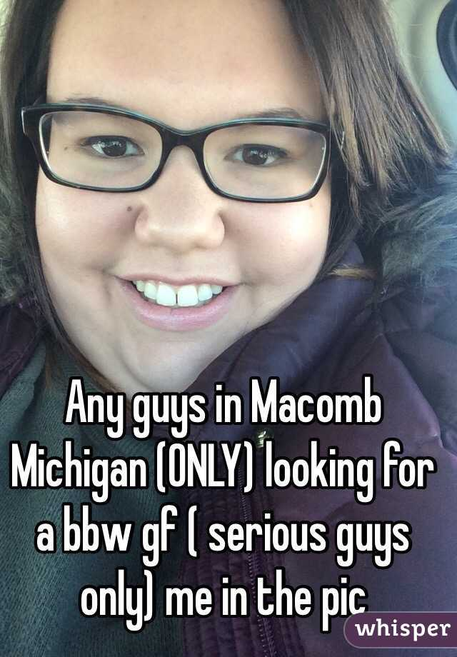 guys looking for bbw
