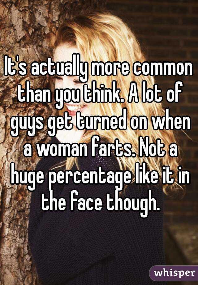 Not girl farts in boyfriends face agree