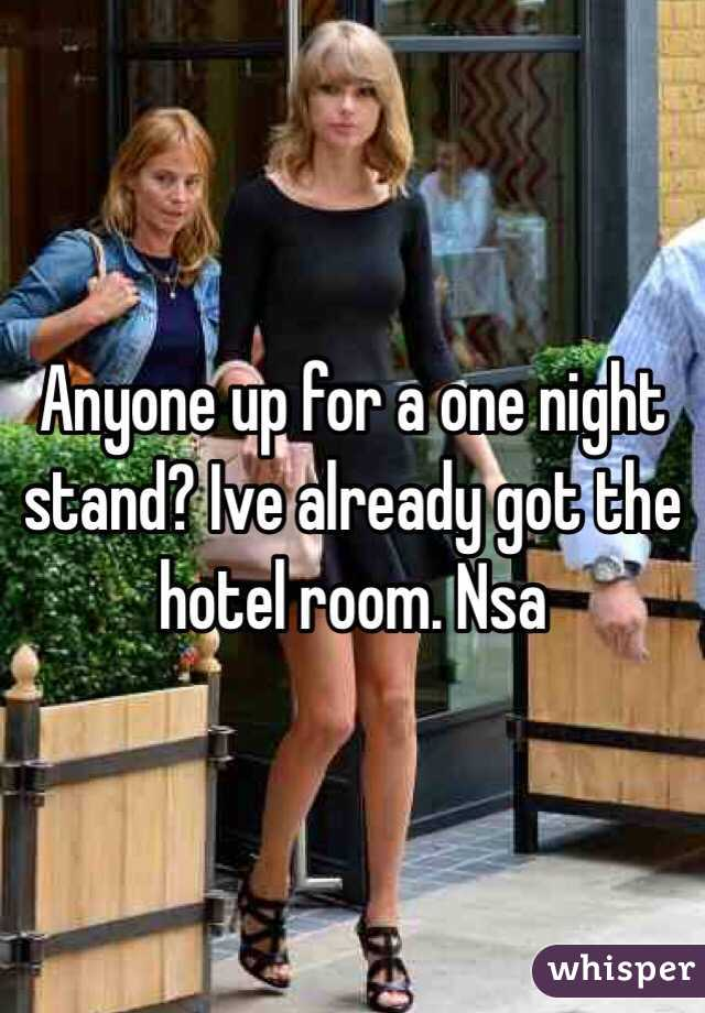 Nsa one night