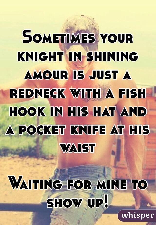 redneck hook up