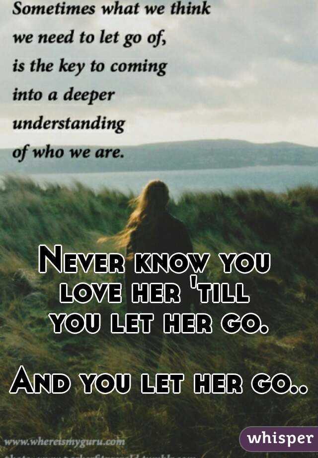 彼女が行くまであなたの恋人を知らない