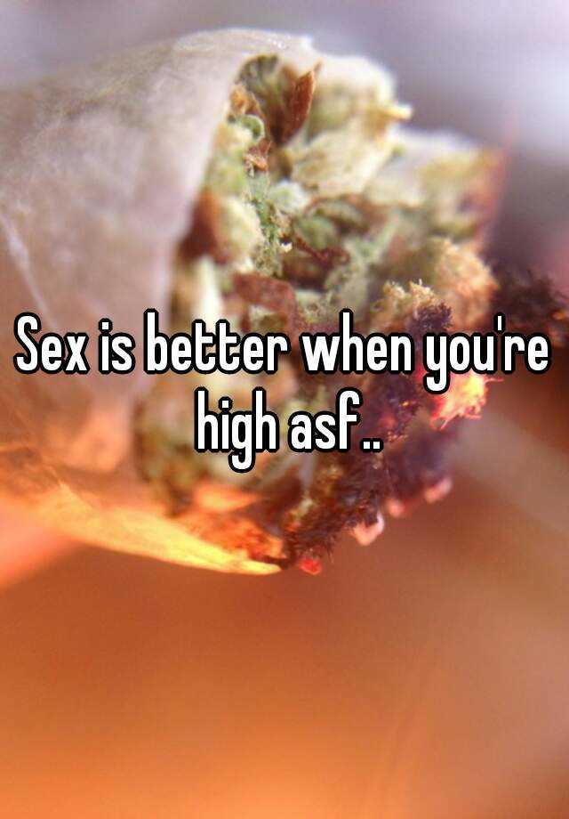Sex is better with friends