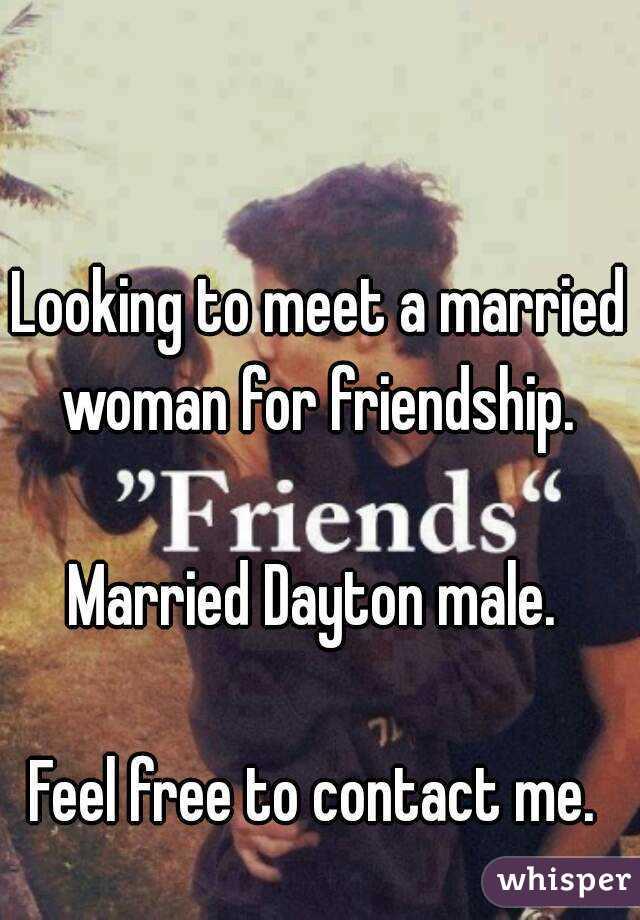 Meet a married woman