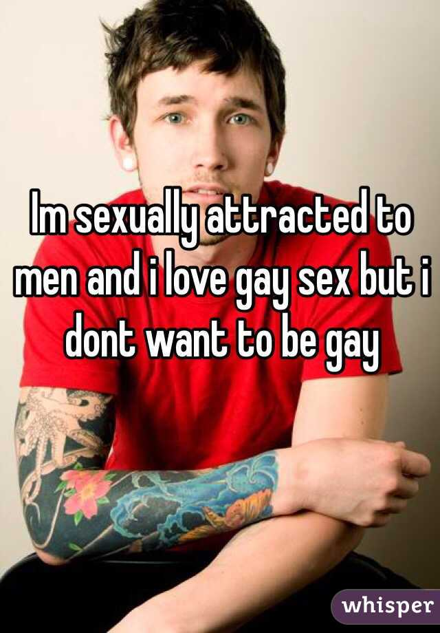 I am in love with a gay man