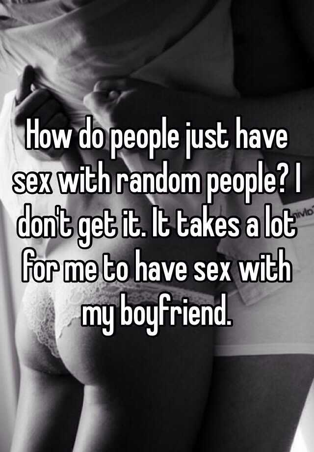 Random sex photos