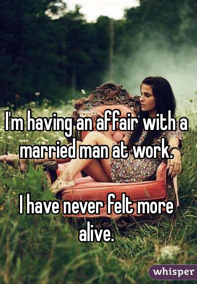 i m having an affair