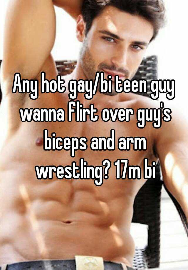 How to meet other gay guys