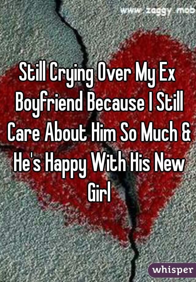 How Do I Get Over My Ex Boyfriend