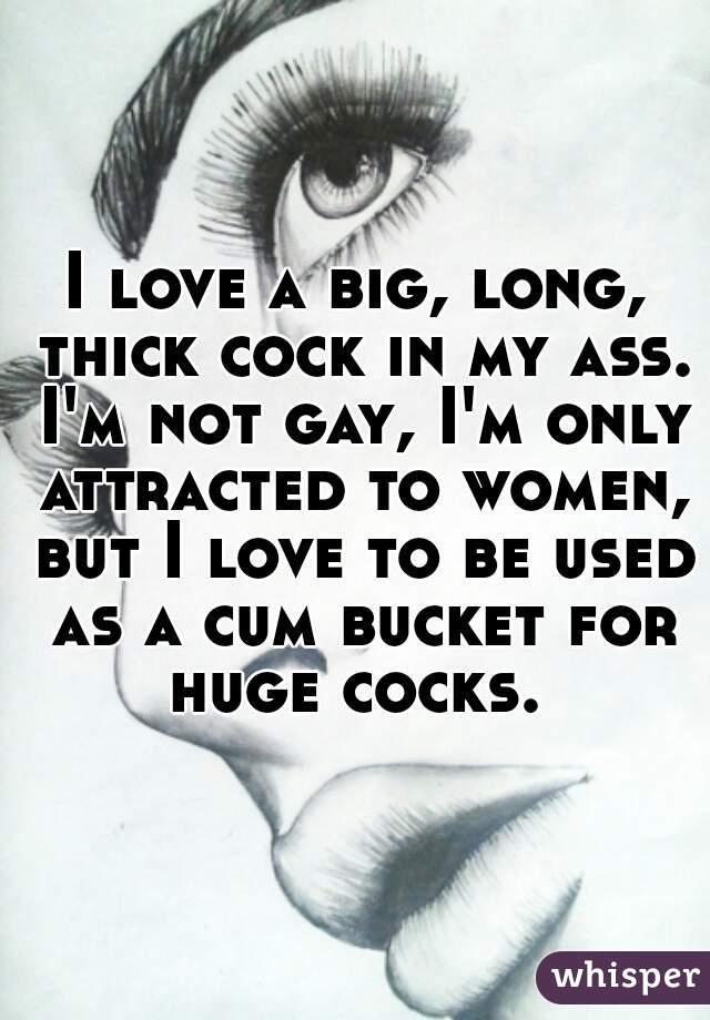 Gay long thick cock