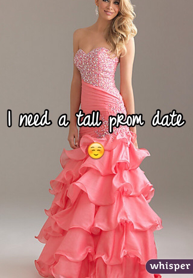 Prom date needed in Sydney