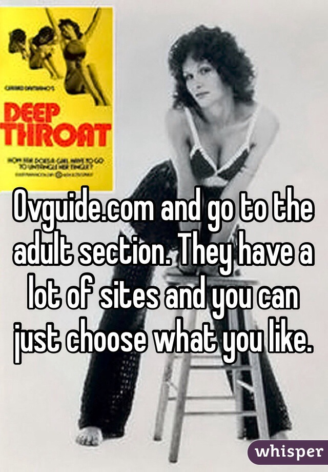 Ov Guide Adult