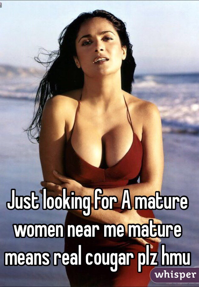 Mature Women Near Me