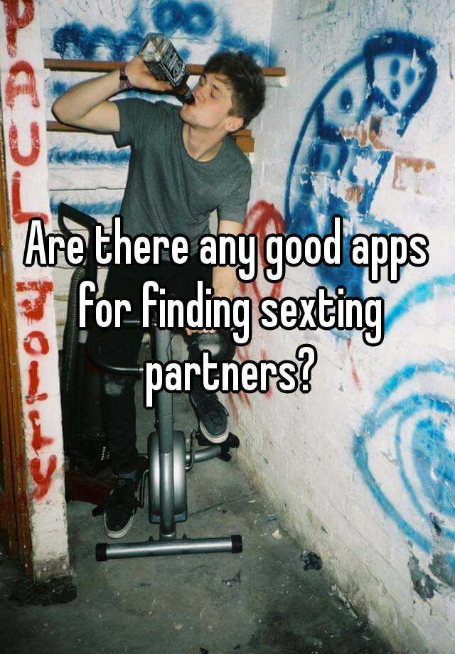 Find sexting partners