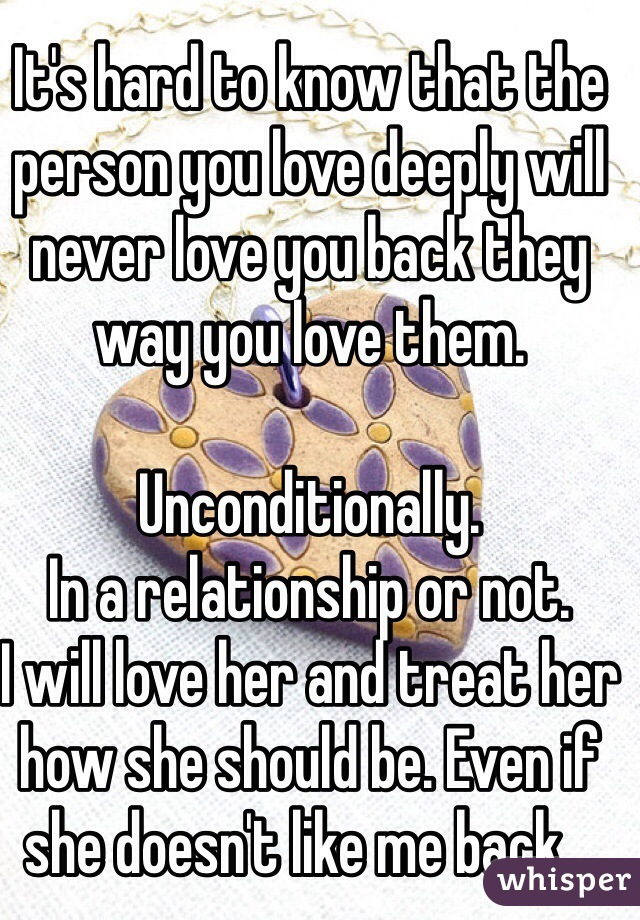 Signs that he loves you deeply