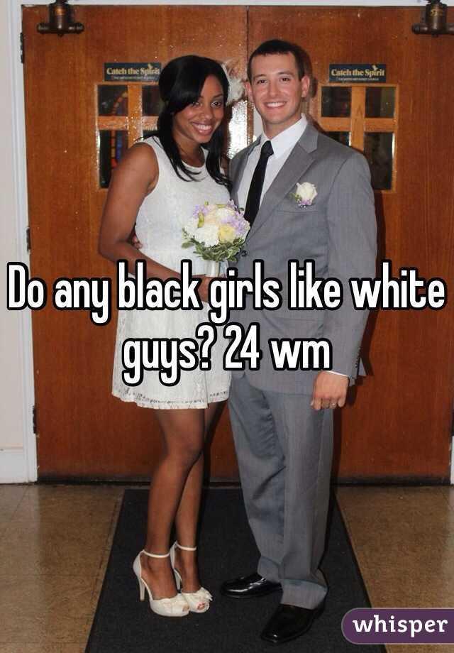 黒人の女の子のように白人をやる