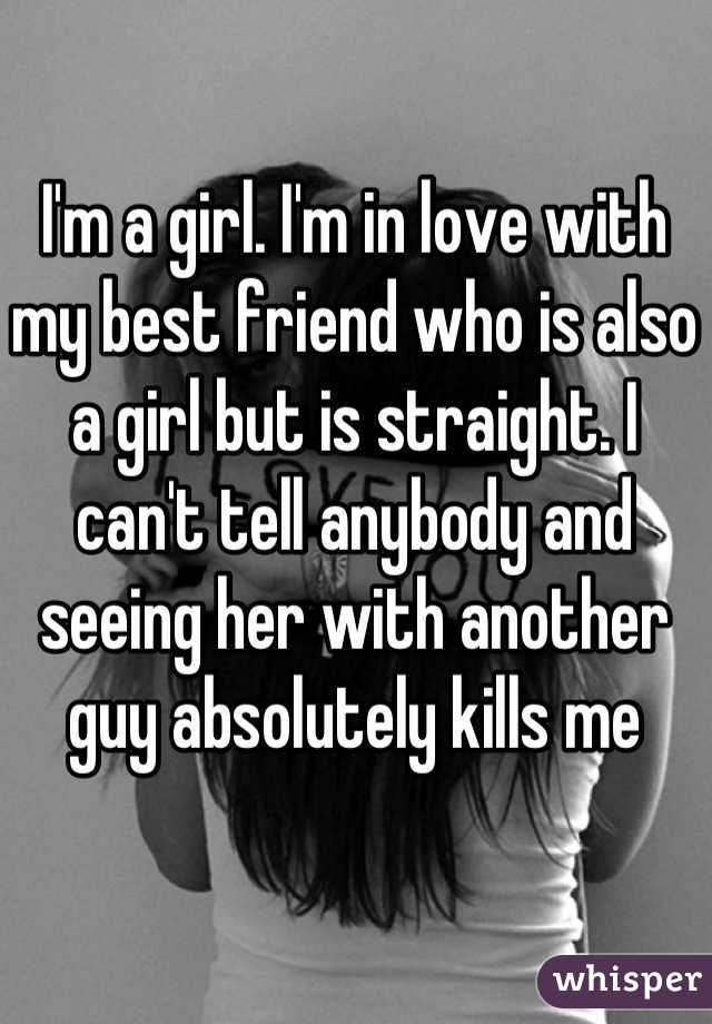I Love A Girl And Im A Girl