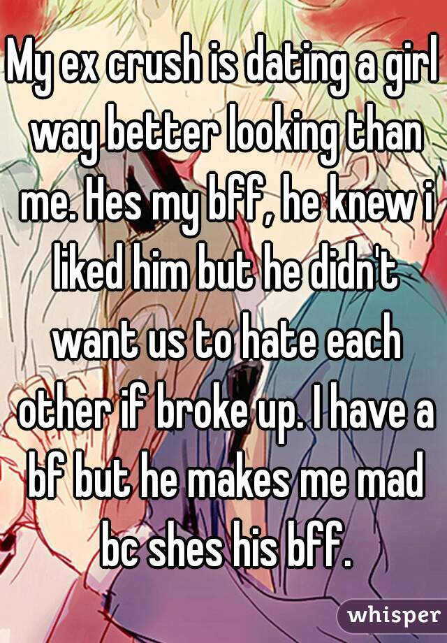 from Lennon my ex is dating my bff