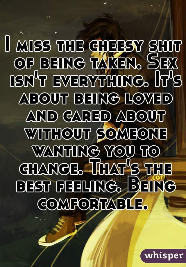 What does being cheesy mean