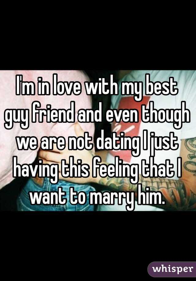 I am dating even though i am married
