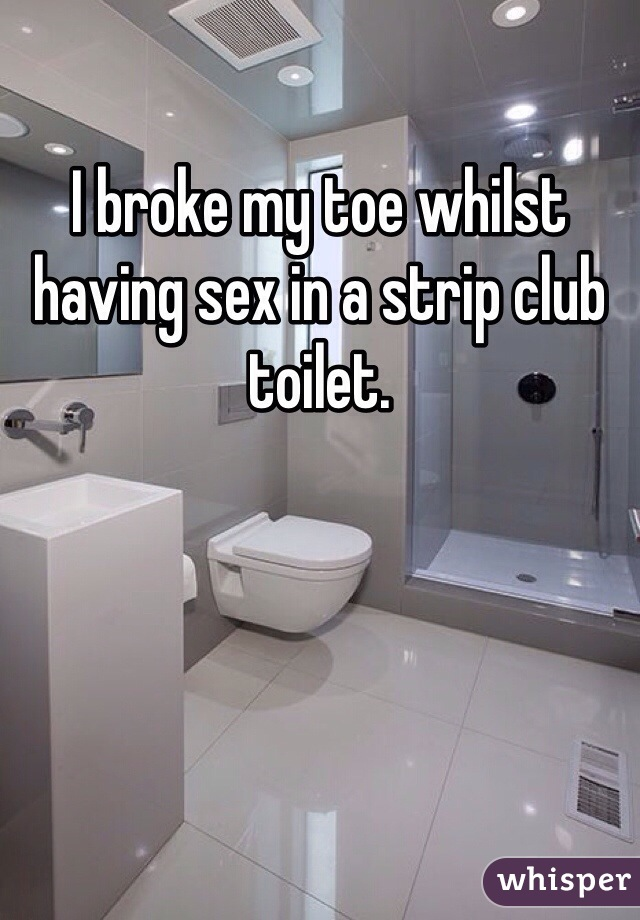 opinion you bathroom stall anal pounding and creampie have hit